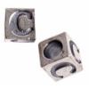 SS.925 Alpha Cubes C 5.1x5.1mm